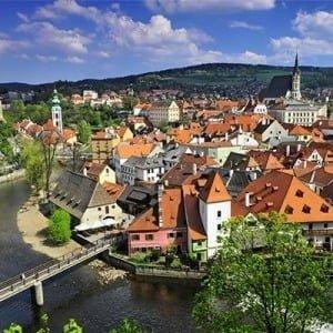 Крумлов, Весілля в Чехії, Весільна церемонія в Чехії, весілля за кордоном, весільна церемонія за кордоном