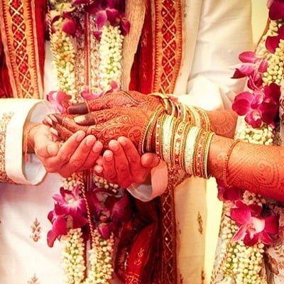 весілля в індії, весільна церемонія в індії