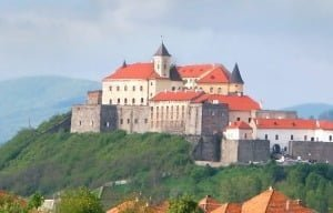 Мукачево, замок Паланок, Сиро-Винний тур Закарпаттям