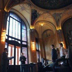 Муніципальний дім в Празі, Весілля в Чехії, Весільна церемонія в Чехії, весілля за кордоном, весільна церемонія за кордоном