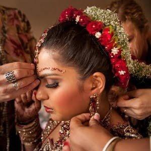 Наряд нареченої в Індії, Весілля в індії, Весільна церемонія в індії, весілля за кордоном, весільна церемонія за кордоном