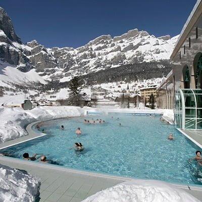 Лейкербад, лікування в швейцарії, спа, оздоровлення, курорти Швейцарії