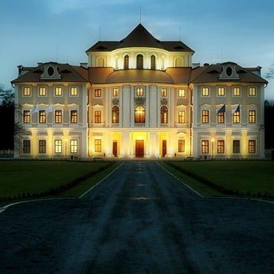 Шато Барокко, Замок Лібліце, Весілля в Чехії, Весільна церемонія в Чехії, весілля за кордоном, весільна церемонія за кордоном