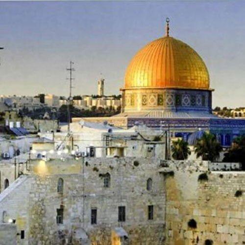 паломницький тур в ізраїль