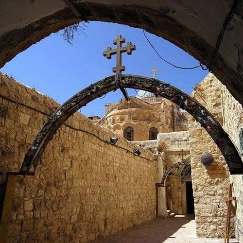 Екскурсійно-паломницький тур до Ізраїлю