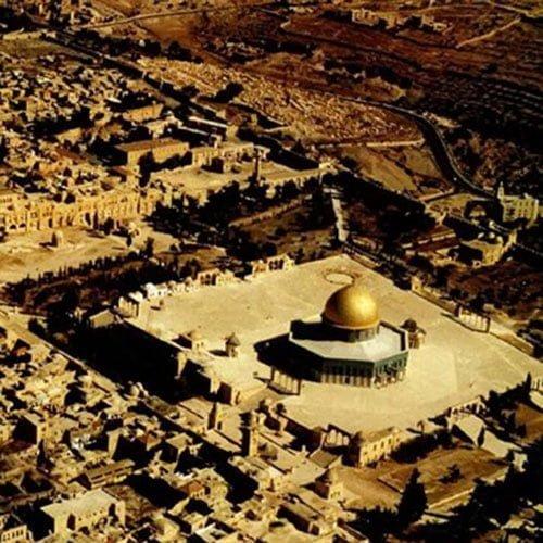 Паломницький тур Слідами Старого та Нового Завітів