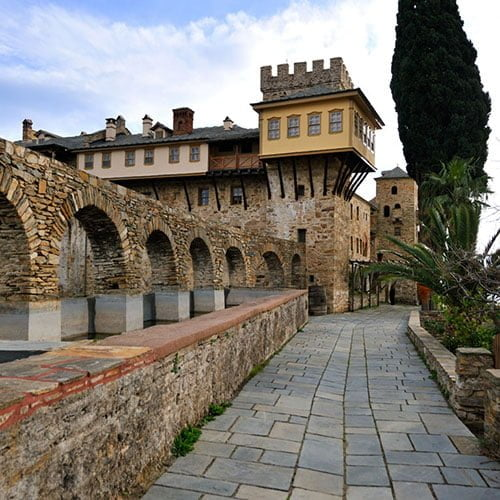 Паломницький тур Святині Греції та Італії