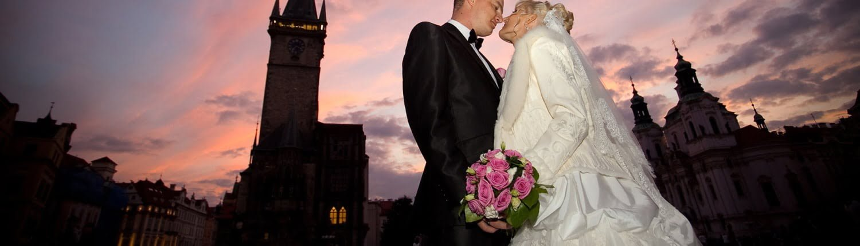 організація весілля в чехії