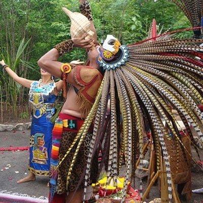 Організація весілля в Мексиці