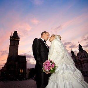 Весільна церемонія в Празі, Весілля в Празі, Весілля в Чехії, Весільна церемонія в Чехії, весілля за кордоном, весільна церемонія за кордоном