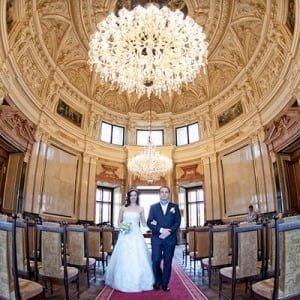 Весілля в Шато Барокко, Весілля в Чехії, Весільна церемонія в Чехії, весілля за кордоном, весільна церемонія за кордоном