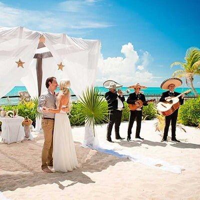весільна церемонія в мексиці