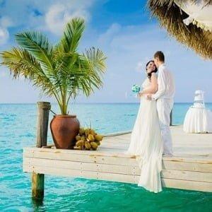 Весілля на Мальдівських островах, Весільна церемонія на Мальдівських островах, весілля за кордоном, весільна церемонія за кордоном
