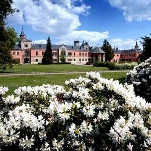 Замок Сіхров, Весілля в Чехії, Весільна церемонія в Чехії, весілля за кордоном, весільна церемонія за кордоном