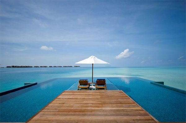 Conrad Maldives and Spa Rangali Island, Мальдіви