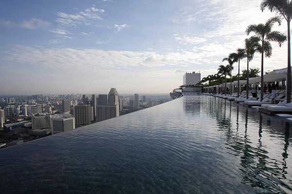 Marina Bay Sands Skypark, Сінгапур