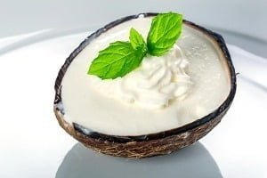 кокосове морозиво