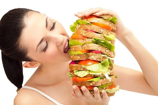 Не їжте дуже багато перед поїздкою