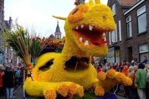 Парад квітів у Амстердамі