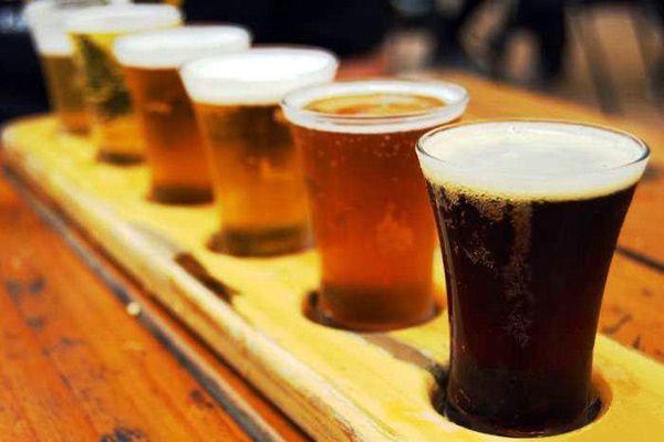 Пити пиво. Бельгія