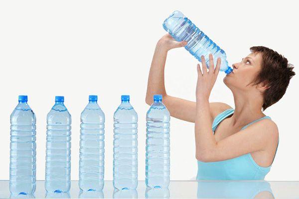 пийте багато води