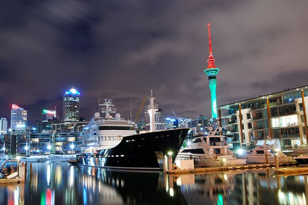 Окленд, Нова Зеландія