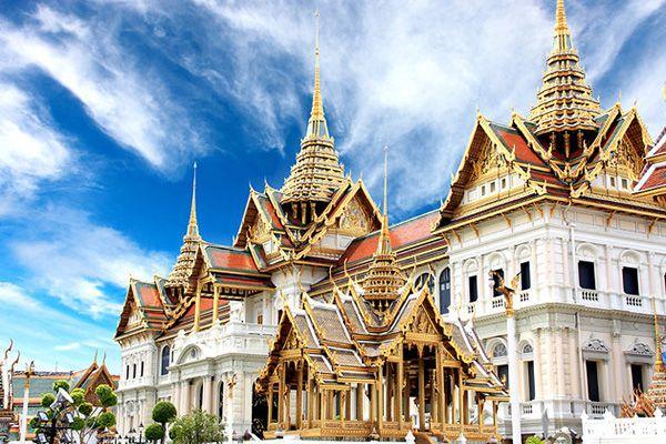 Відвідати Grand Palace (Великий Палац)