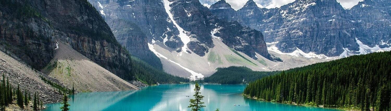 10 найкрасивіших озер нашої планети