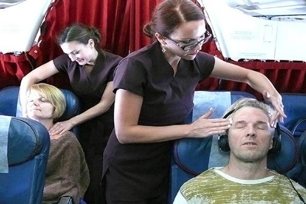 Лікувальний масаж Air Malta