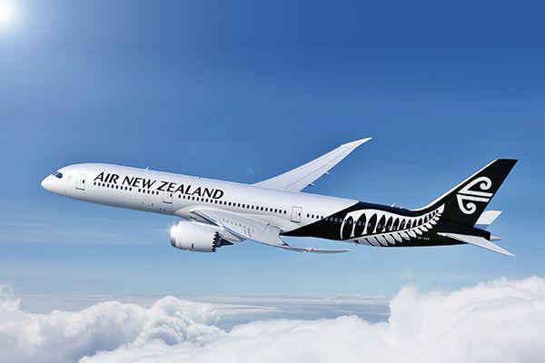 Сидіння, які можна перетворити на матрац Air New Zealand