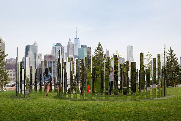 Парк Бруклін Брідж, Нью-Йорк, США