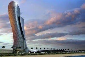 Кепітал Гейт, Абу-дабі, ОАЕ