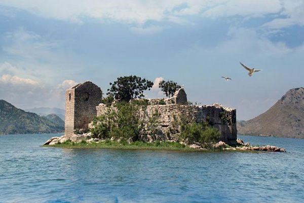 Чорногорія, Скадарське озеро