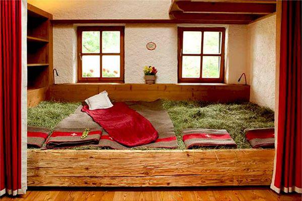 Еко-готелі в Альпах