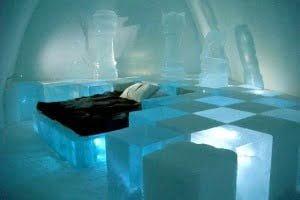 Icehotel в Юккас'ярві
