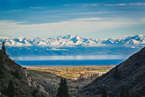 Іссик-Куль, Киргизія