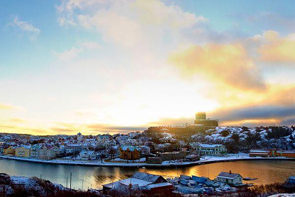 Марстранд, Швеція