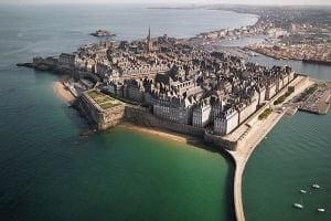 Сен-Мало, Франція