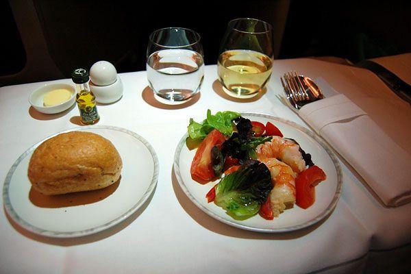 Королівський порцеляновий посуд Singapore Airlines