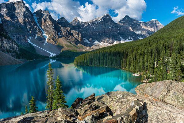 США-Канада, Великі озера