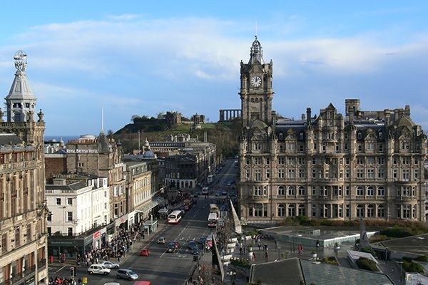 Единбург, Шотландія