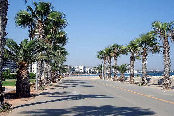 Курорт Лімассол кіпр