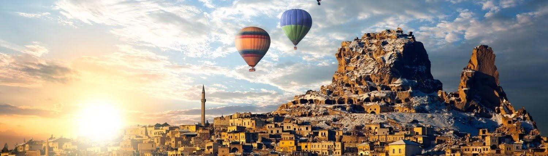 10 місць, які покажуть вам зовсім іншу Туреччину!