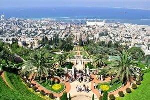 Бахайскі сади Хайфа