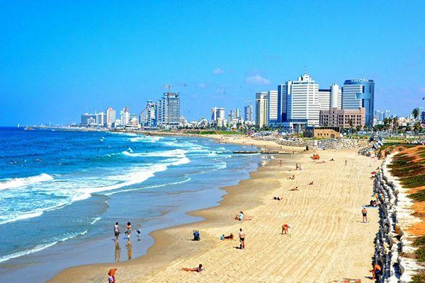 Пляжний відпочинок в Ізраїлі