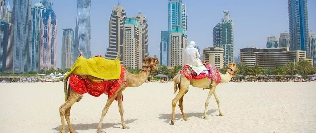 Активні розваги в ОАЕ
