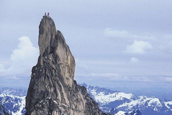Гора Планжер, Аляска, США