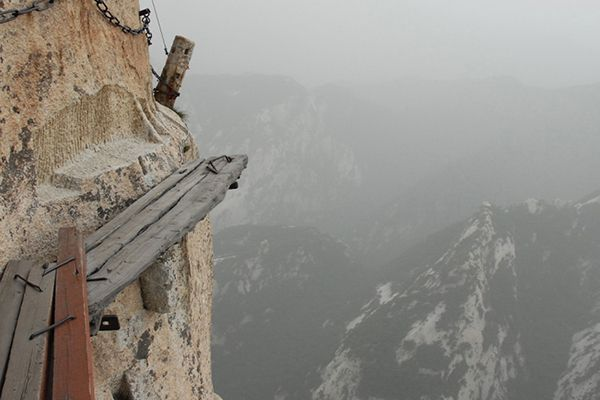 Гора Хуашань — Шеньсі, Китай