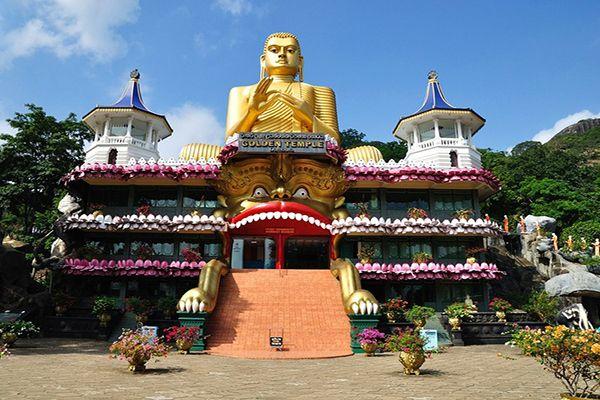 храми на шрі ланці