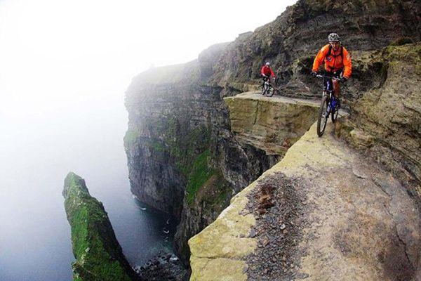 Велосипедна стежка Мохер — Ірландія